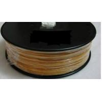 we supply gold PLA Filament 1kg (2.2lbs) Spool