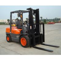 Large Capacity Small Electric Forklift , 3.5 Ton Counterbalance Forklift Truck for sale