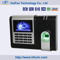 Buy cheap X628 Fingerprint Time Recorder Network Attendance Machine (HF-X628) product