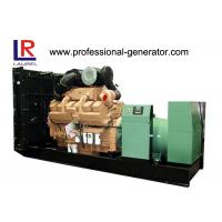 Buy cheap Electronic 800kw Diesel Generator with KT38 - G2A Cummins Engine , Brushless Four Stroke from Wholesalers