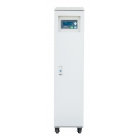Buy cheap Single Phase And Three Phase 10-5000kva Roller Carbon Brush Automatic Voltage Stabilizer product