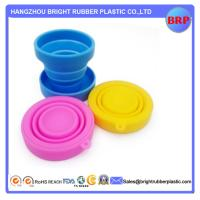Buy cheap Different Colors Silicone Molded Parts For Daily Life Cups product
