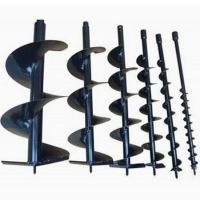China Earth auger spare parts 150mm auger drill bit on sale