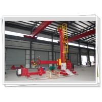 Buy cheap Tank Automatic Pipe Welding Positioners For Circumferential Seam product