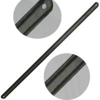 Buy cheap 12mm safety flexible high carbon steel hacksaw blade(double edge) product