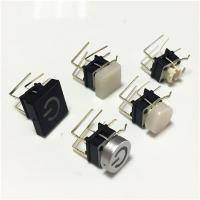 Buy cheap TS17 Series Push Button Switch Illuminated right angle switch price product