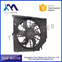 China 17117561757 Radiator Car Cooling Fan Assembly For B-M-W E46 3 Series on sale