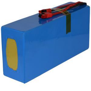 Buy cheap Shrinked PVC 12.8V 25Ah Lifepo4 Solar Battery For Street Light product