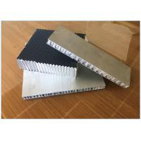 Buy cheap Carbon Fiber Prepreg Aramid Honeycomb Panel for Shipbuilding Use With Epoxy Resin product
