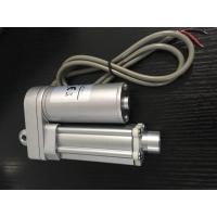 China Mini Linear Actuator 24v dc with potentiometer 100LBS FORCE, IP65, Compact Linear Actuator 12v with feedback on sale