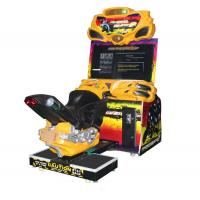 China Super Motorcycle Racing Game Machines With 42 Inch HD LCD Display Screen on sale