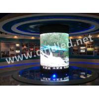 Buy cheap HD LED Digital Advertising Display , Full Color P3 Indoor LED Screen High Brightness product