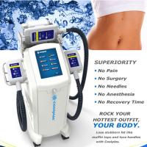 Buy cheap Coolplas freeze fat body shaping innovative technology slimming machine product