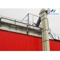 China Heat Resistant Belt Bucket Elevator In Cement Plant 2 Years Warranty on sale