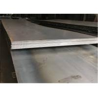 Buy cheap Pre Painted Hot Rolled Mild Steel Plate , 65MN Stainless Steel Sheet Metal product