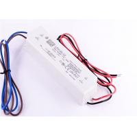 Buy cheap LPV-35-12 36W 3A 12V LED Power Supply Waterproof Isolated Plastic IP67 90~264VAC Input 12V UL CE product