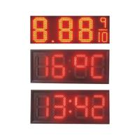 Buy cheap 7 segment LED single numeric displays product