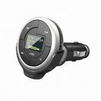 Buy cheap Delicate Car DVR, Supports MP3 and WMA Music Formats product