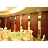 Buy cheap Acoustic Movable Partition Walls , VIP Wooden Partition Door product