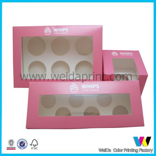 Cupcake Paper Design : new design cupcake paper box - 99022299