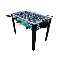 Modern 4FT Indoor Soccer Table MDF Custom Foosball Table Steel Rod For Family