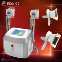 Buy cheap Cryolipolysis Slimming machine for weight loss / fat reduction / body shape product