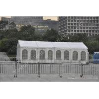 Buy cheap Outside Marathon Sport Event Tents Temporary Sunshade Shelter 100km/h Wind Load from Wholesalers