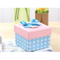 Buy cheap delicate and fancy gift box paper box packaging-Buy paper box packing new products,Paper board folding gift box with rib from Wholesalers