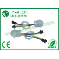Buy cheap 26mm Smart Individual Rgb Led Pixel Amesement Park Decoration DMX controlling product