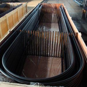 T23 Seamless Cold Drawn Steel Tube Alloy Steel U Bend Tube ASME SA213