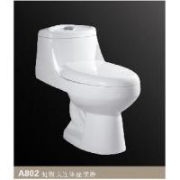 Buy cheap One Piece Water Saving Siphonic Wc Pans (A802) product