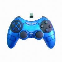 Buy cheap 2.4GHz Wireless Computer Game Controller, No Disconnection Problem product