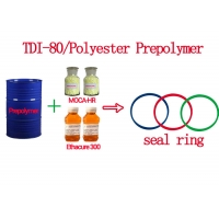 Buy cheap Oil Resistant PU Oil Seals Polyester Polyurethane Prepolymer product