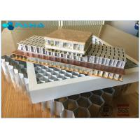 Buy cheap Air Conditioning Cold Catalyst Network Honeycomb Core , Aluminum Honeycomb Panels product