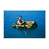 Buy cheap Rubber Ferry Barge Dinghy For Boating , Inflatable Fishing Boat product
