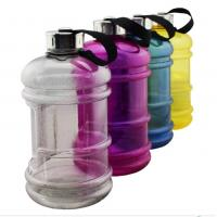 Quality 2.2L BPA Free PETG Plastic Water bottle,plastic sport water jug bottle with for sale