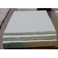 3mm 650 Degree White Color Aerogel Insulation Blanket For Cold Insulation