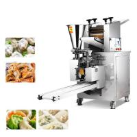 Buy cheap 1.75kw Power Food Industry Machines Dumpling Making Machine High Efficiency product