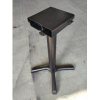 Buy cheap Metal Restaurant Table Legs / Flip Top Table Legs Space Saving Storage Folding Table Bases product