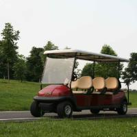 Buy cheap 6+2 seater electric golf cart product