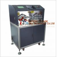 Buy cheap Automatic Max 150 Square MM Cable Wire Stripping Machine Both Ends Stripping Multi Step Strip product