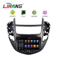 Buy cheap Android 7.1 Chevrolet Car DVD Player With Steering Wheel Control BT RDS product