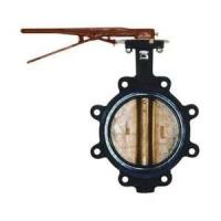 Buy cheap Lugged butterfly valve product