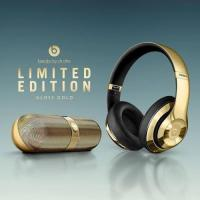 Buy cheap NEW Beats by Dr. Dre Pill 2.0 Speaker Beats Studio Wireless Headphones GOLD product