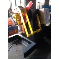 Buy cheap Hydraulic Sheet Decoiling Machine380v Computer Control With Hold Down Arm product