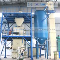 Buy cheap 10-15T Automatic Mortar Production Line , Building Materials Dry Mix Mortar Plant product