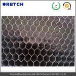 Building materials with aluminum honeycomb core