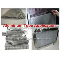 Buy cheap 4343/3003/7072 HF Aluminium Tube For Auto Radiator from wholesalers