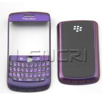 China Colorful BlackBerry Bold 9700 Full Housing with Violet surface on sale