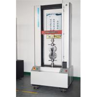 Test tensile testing machine stainless steel electric for Electric motor testing equipment